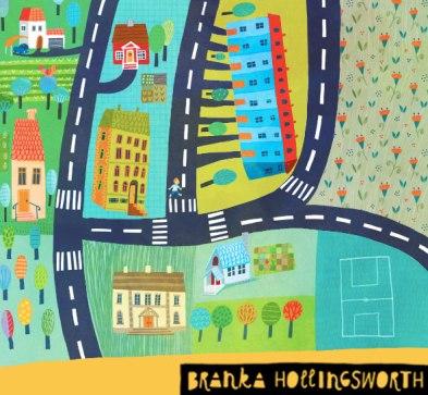 Detail from illustration in children book